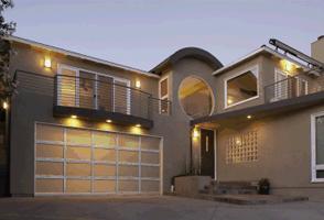 garage door aluminum 521