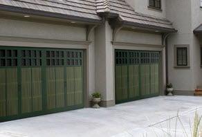 Garage Door Verde - Yosemite Select