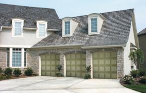 Traditional Panel Garage Door